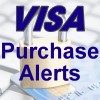 Visa Purchase Alerts